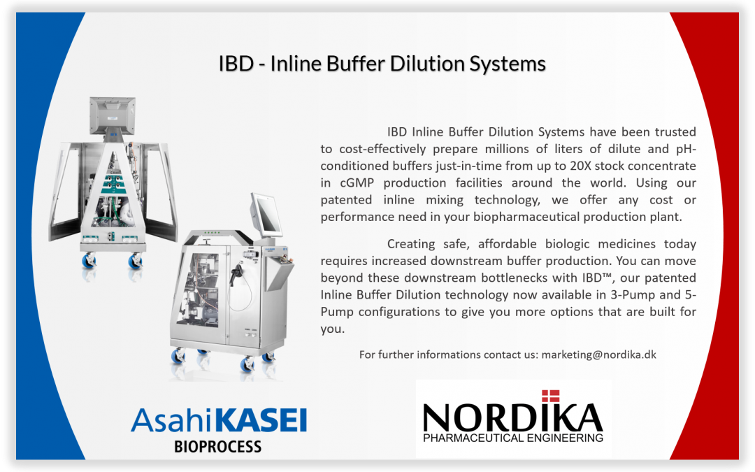 IBD – Inline Buffer Dilution Systems