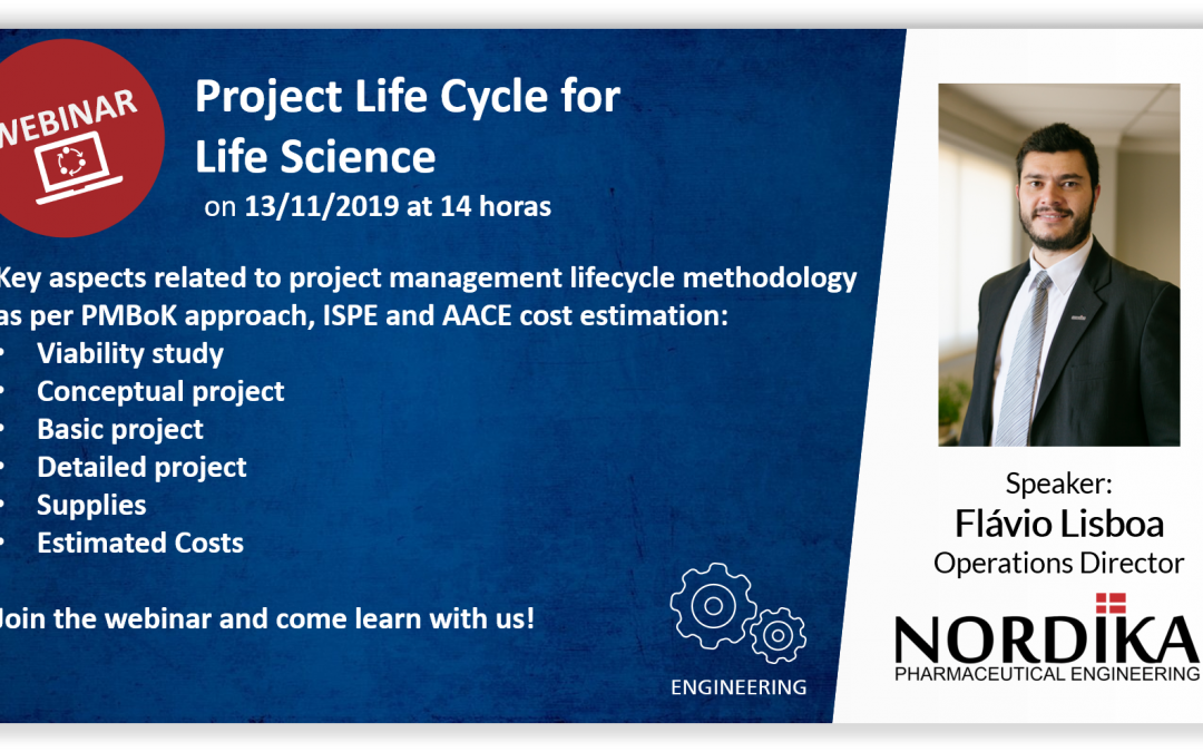 Project Life Cycle for Life Science