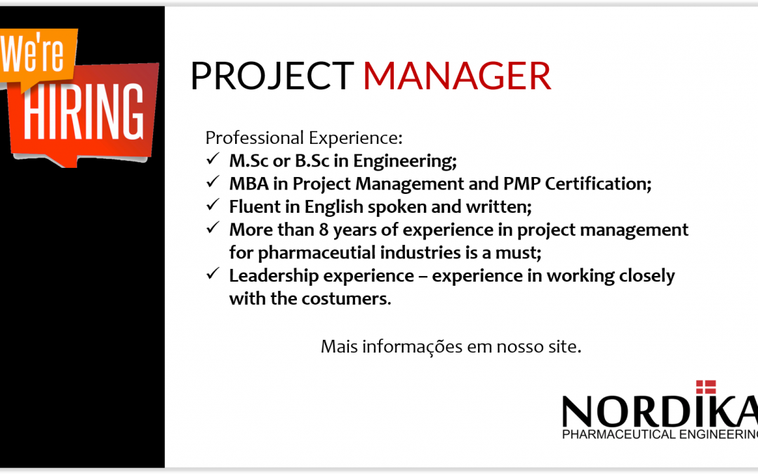 Project Manager | Nordika