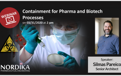 Containment for Pharma and Biotech Processes