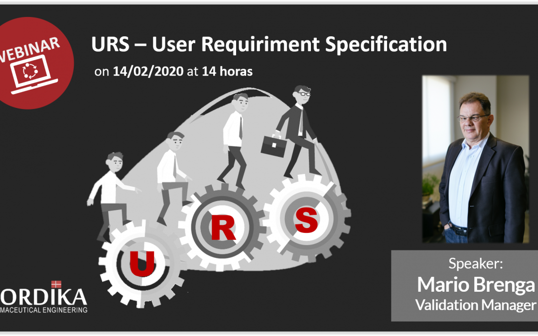 URS – User Requirement Specification