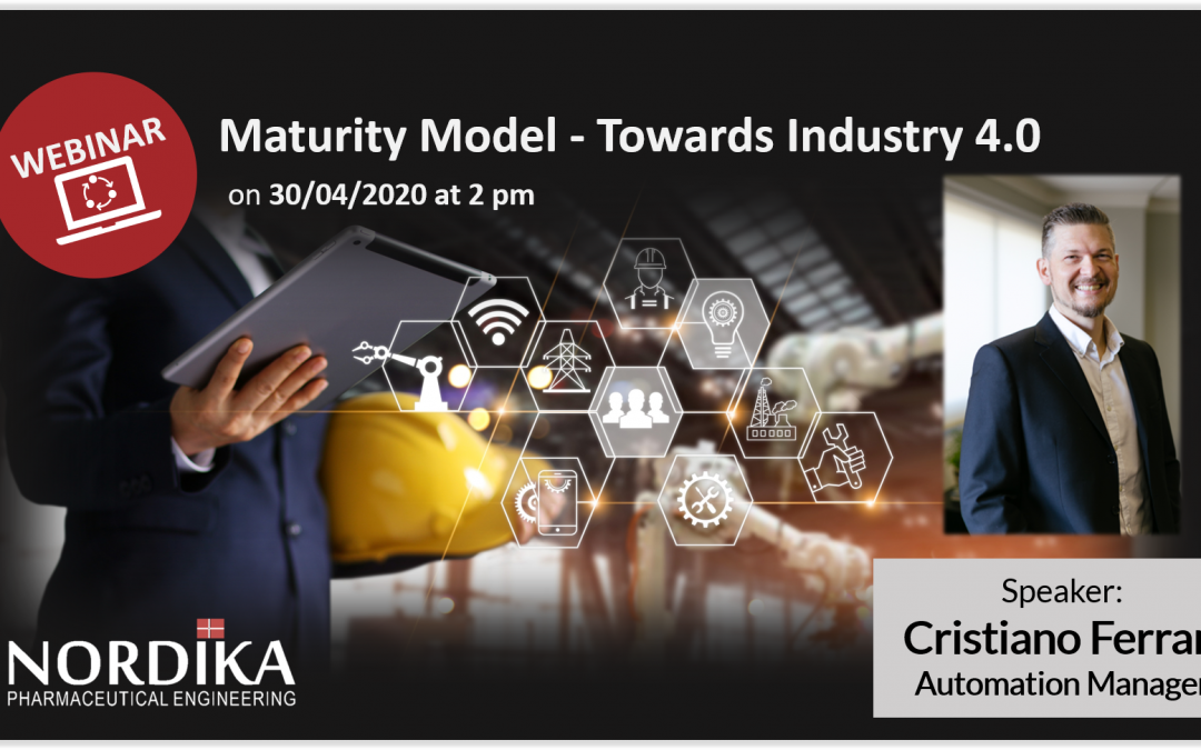 Maturity Model – Towards Industry 4.0
