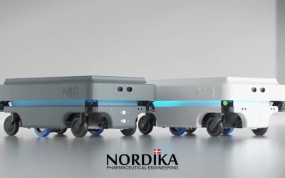 Transport Anything Anywhere with MiR Robots